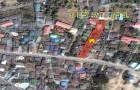 ขายที่ดิน ทำเลถุงทอง 1 ไร่ 79 ตรว. ถ.ฉิมพลี หลังวัดปัจฉิมฯ เมืองมหาสารคาม