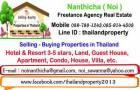 Sales-buy-Rent-Lease properties in Thailand