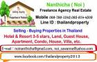 Sales-buy-Rent-Lease properties in Thailand