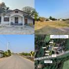 ขายบ้านและสวน 2งาน 50ตรว ต.ท่าทราย อ.เมือง จ.นครนายก ติดถนนลาดยาง 2 เลน