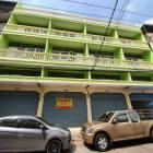 ขาย อาคารพาณิชย์ ตึกแถว4คูหา แบ่งขาย ซอยเทอดไท 53 80 ตรม. 20 ตร.วา