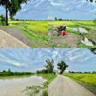 ขายที่ดิน 6 ไร่ 2 ตารางวา ต.ท่าช้าง อ.เมือง จ.นครนายก ใกล้คลองส่งน้ำ ใกล้ตัวเมือง ห่างถนน305 1.5กม.