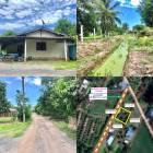 ขายบ้านสวน ติดถนน 1 งาน 30 ตารางวา ต.ท่าช้าง อ.เมือง จ.นครนายก ใกล้แหล่งชุมชน